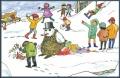 Ο παπουτσωμένος χιονόδρακος